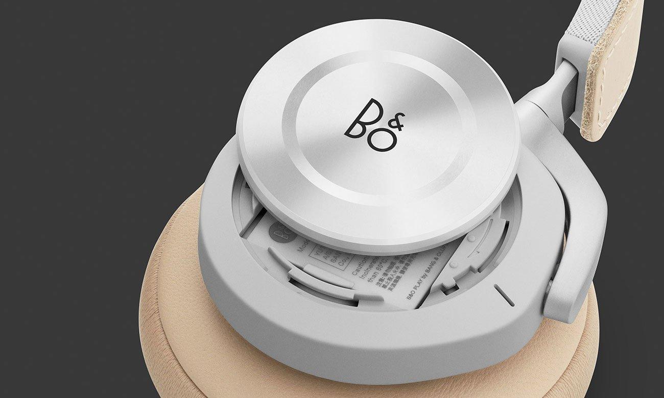 Słuchawki z mocną baterią Bang&Olufsen BEOPLAY H9i
