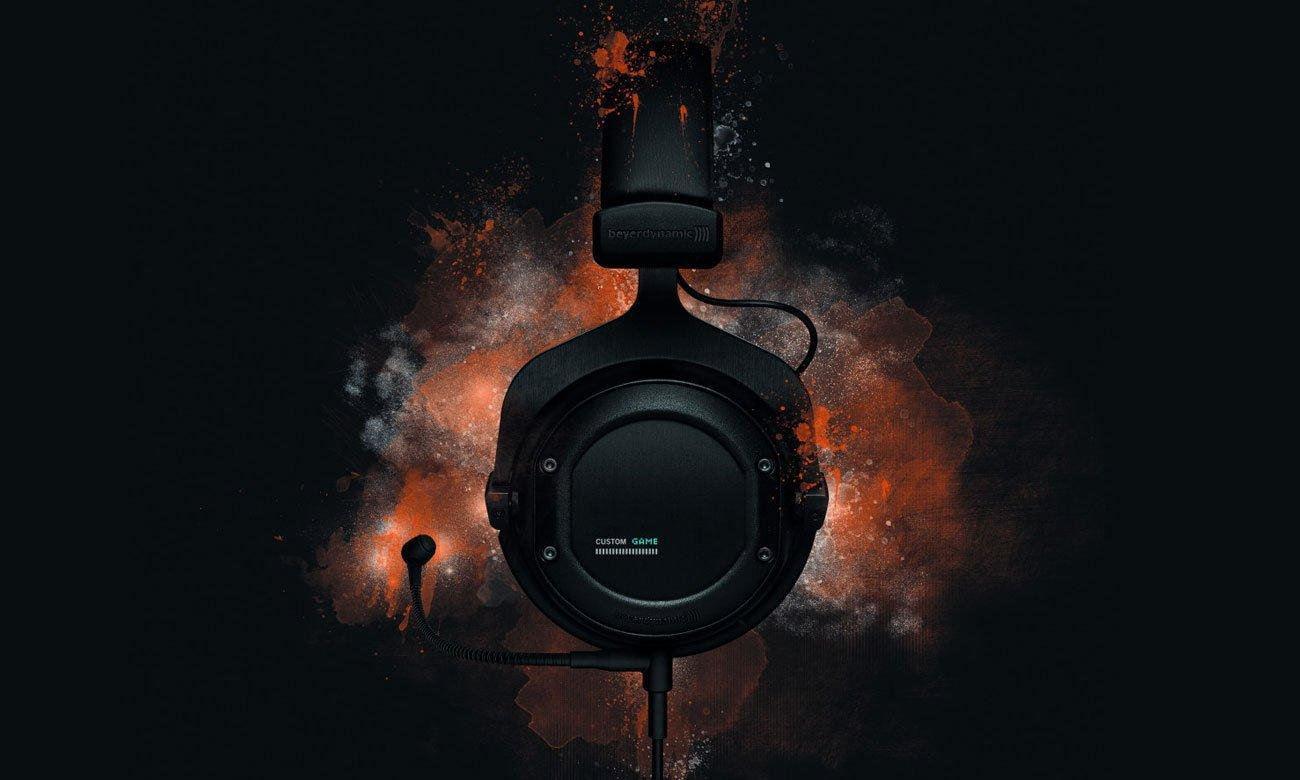 Słuchawki dla graczy Beyerdynamic Custom Game