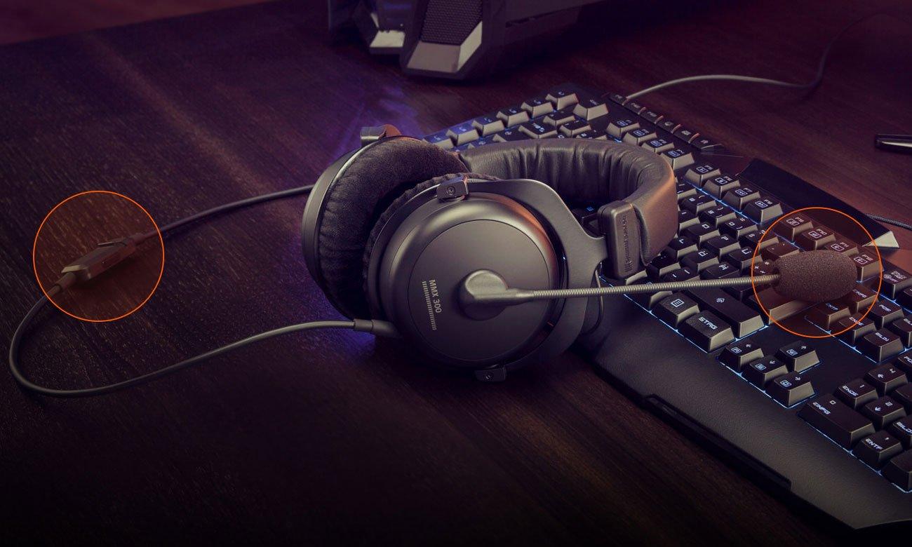 Słuchawki dla gracza Beyerdynamic MMX300 2 generacji