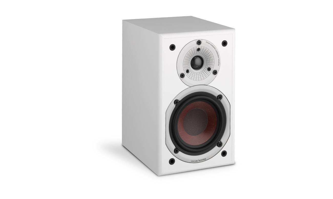 Kolumna podstawkowa Dali Spektor 1 White doskonały dźwięk