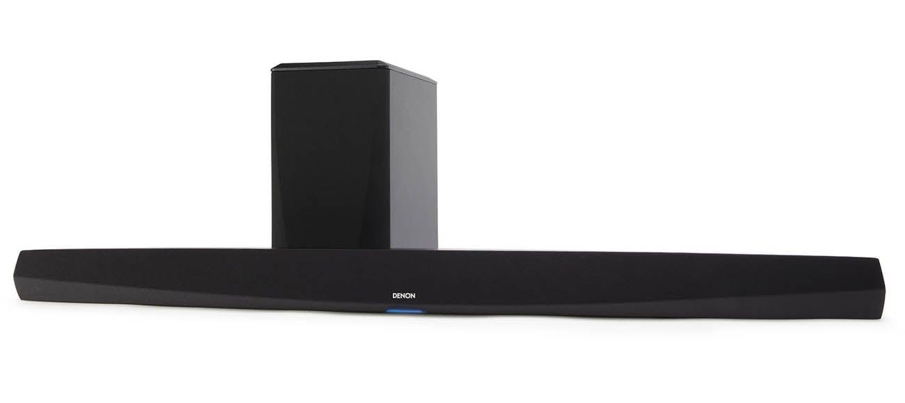 Wyjątkowy wymiar dźwięku - Soundbar Denon DHT-S516H + subwoofer