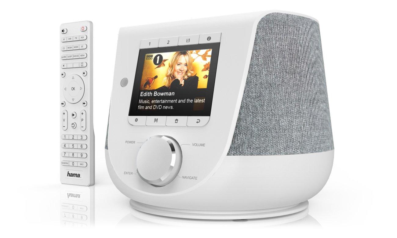 Hama DIR3200SBT połączenie z domową siecią Wi-Fi