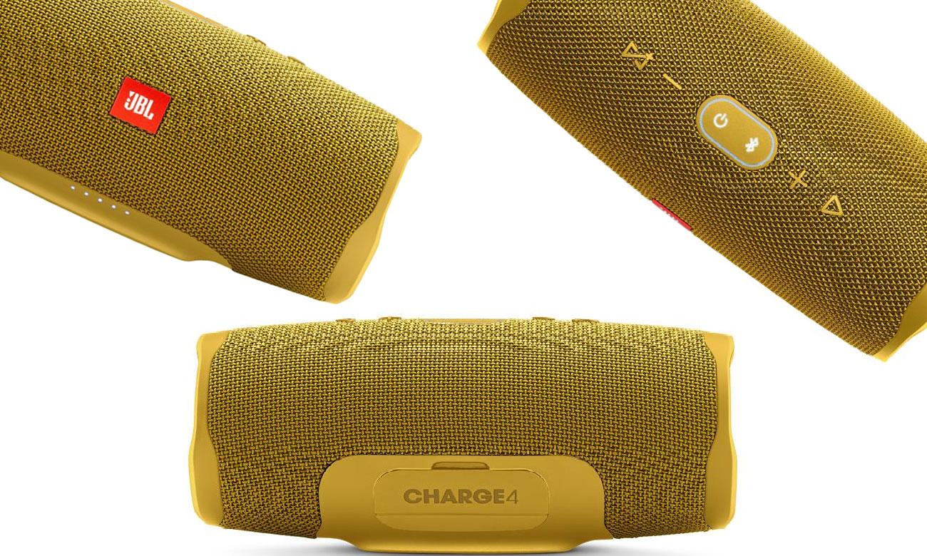 Przenośny głośnik JBL CHARGE 4 Yellow