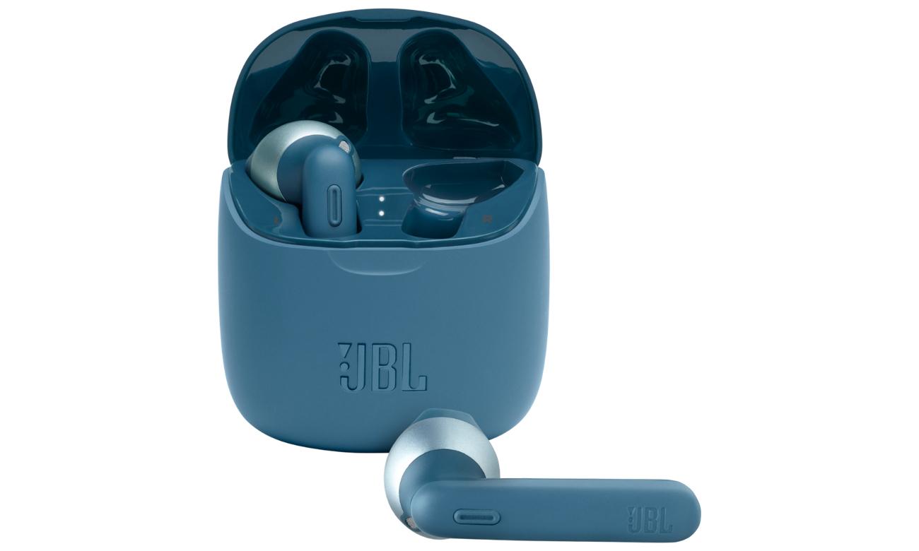 Słuchawki bezprzewodowe JBL Tune 225TWS