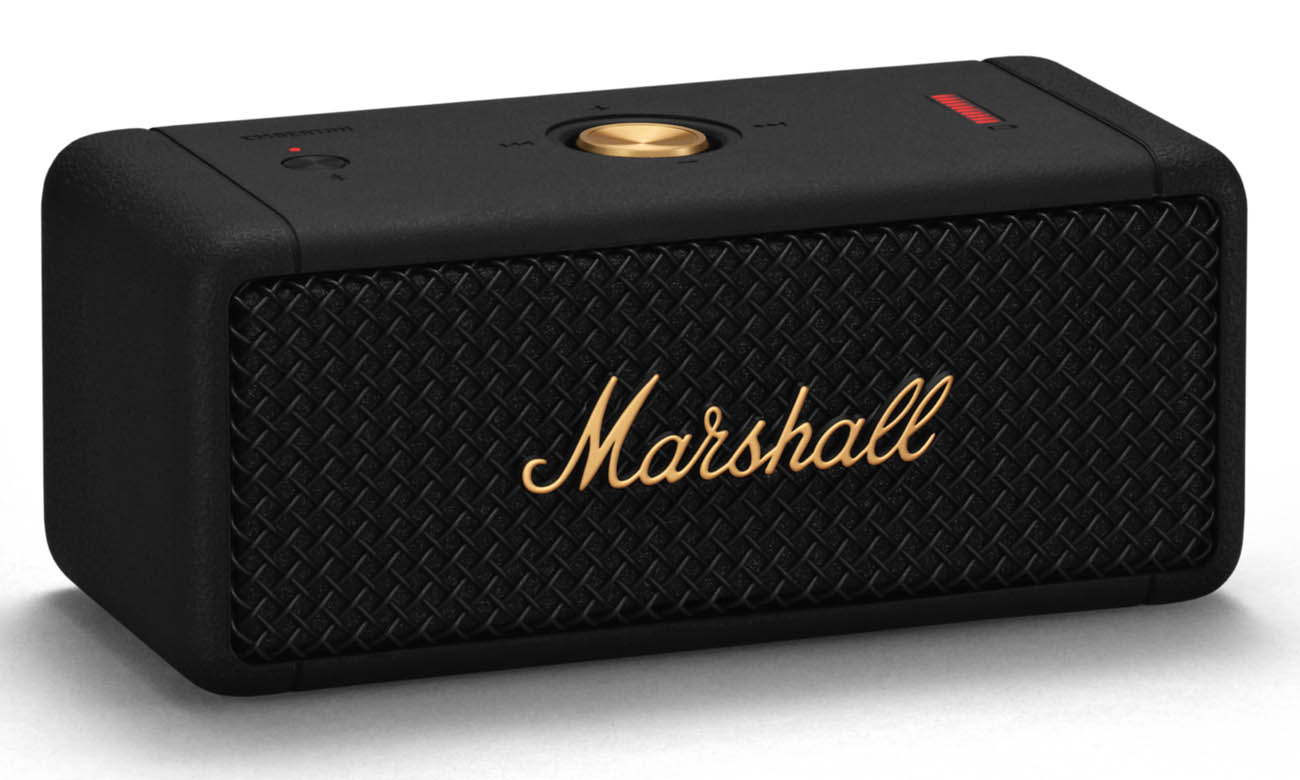 Przenośny głośnik Marshall Emberton czarno-miedziany