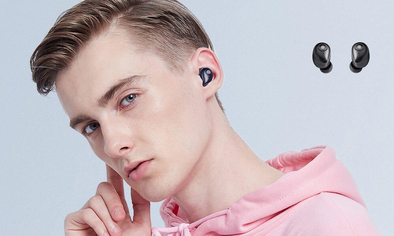 Dokanałowe słuchawki True Wireless Nillkin GO TWS