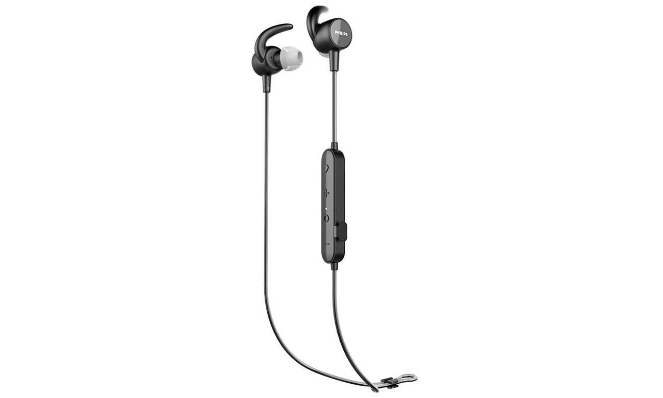 Słuchawki bezprzewodowe Philips TASN503BK ActionFit Bluetooth 5.0 opinie