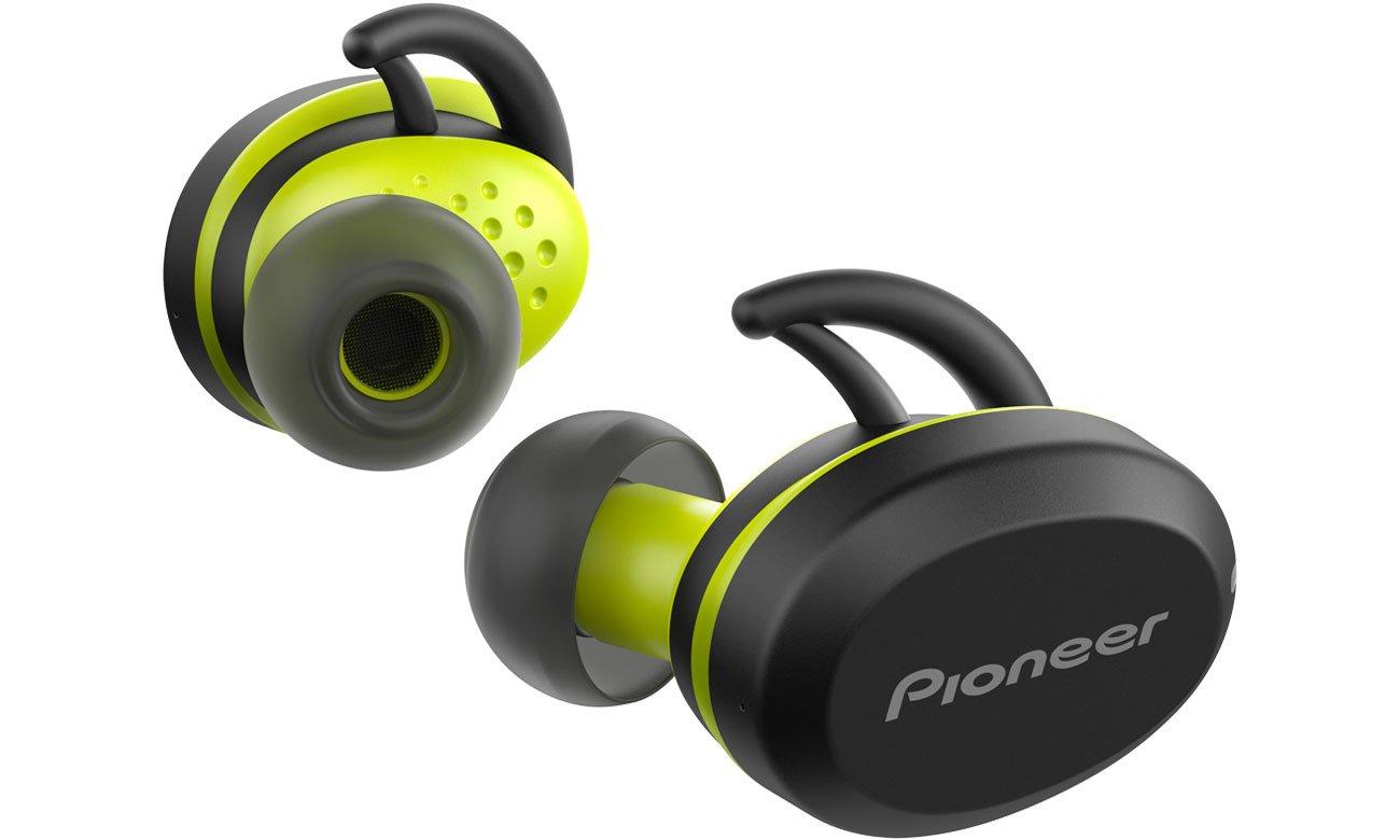 Dokanałowe słuchawki True Wireless Pioneer SE-E8TW żółte
