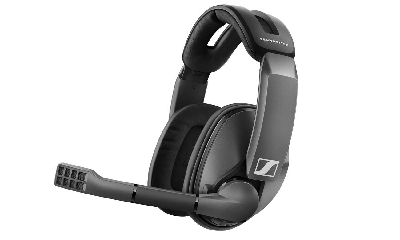 Bezprzewodowe słuchawki gamingowe Sennheiser GSP 370