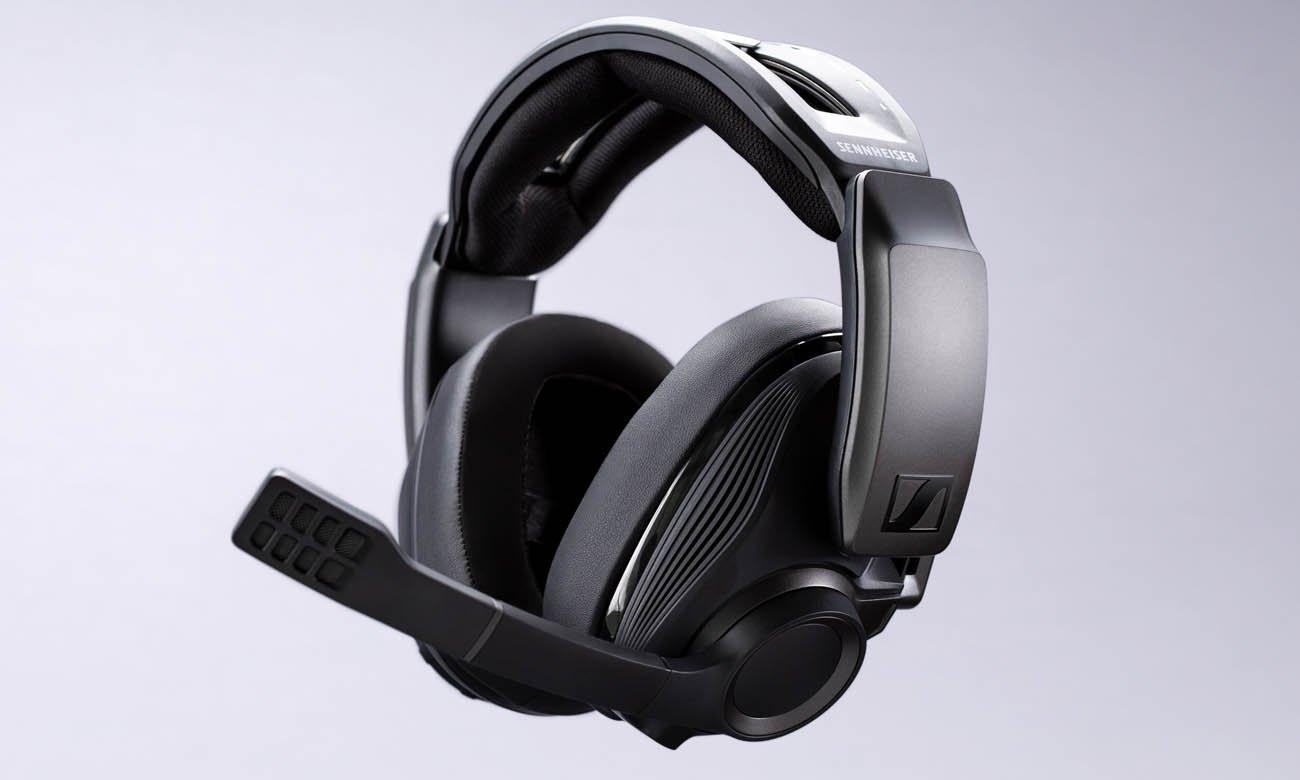 Bezprzewodowe słuchawki gamingowe Sennheiser GSP 670