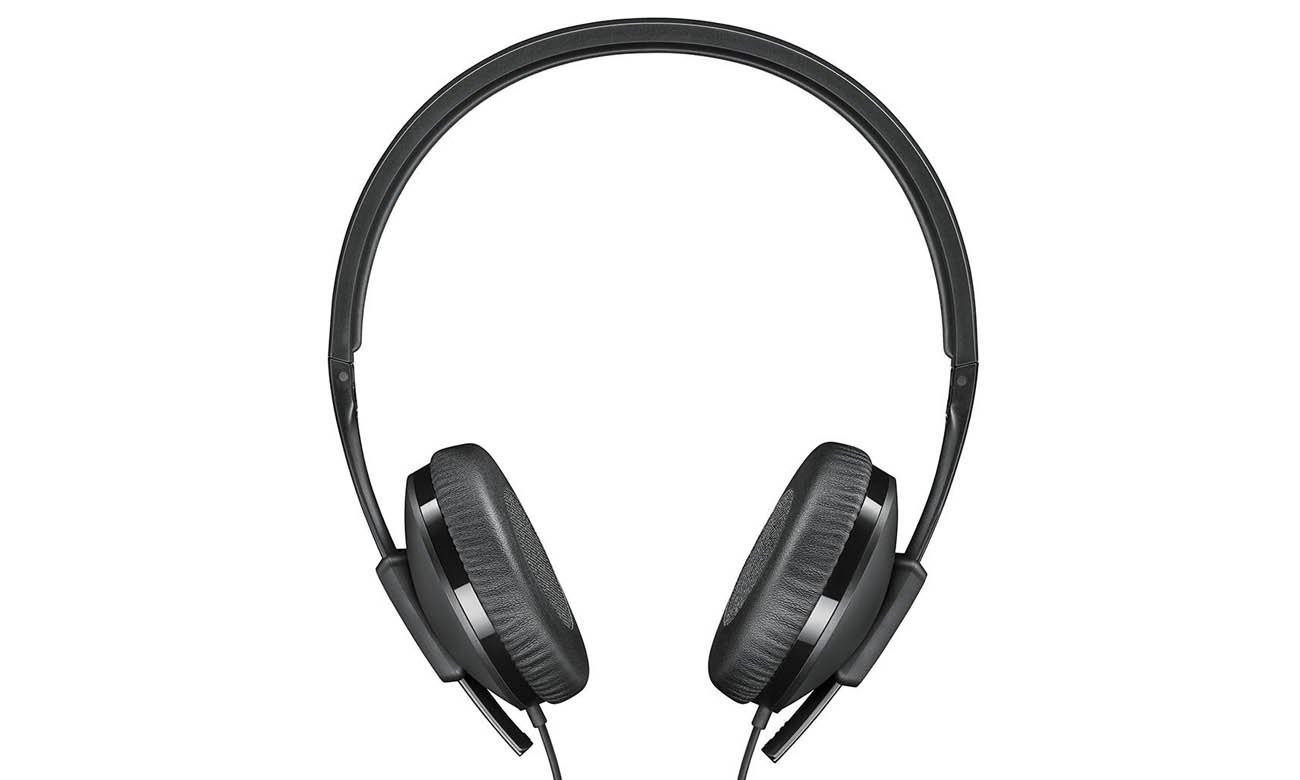 Słuchawki nauszne Sennheiser HD 100 pasywna redukcja szumów