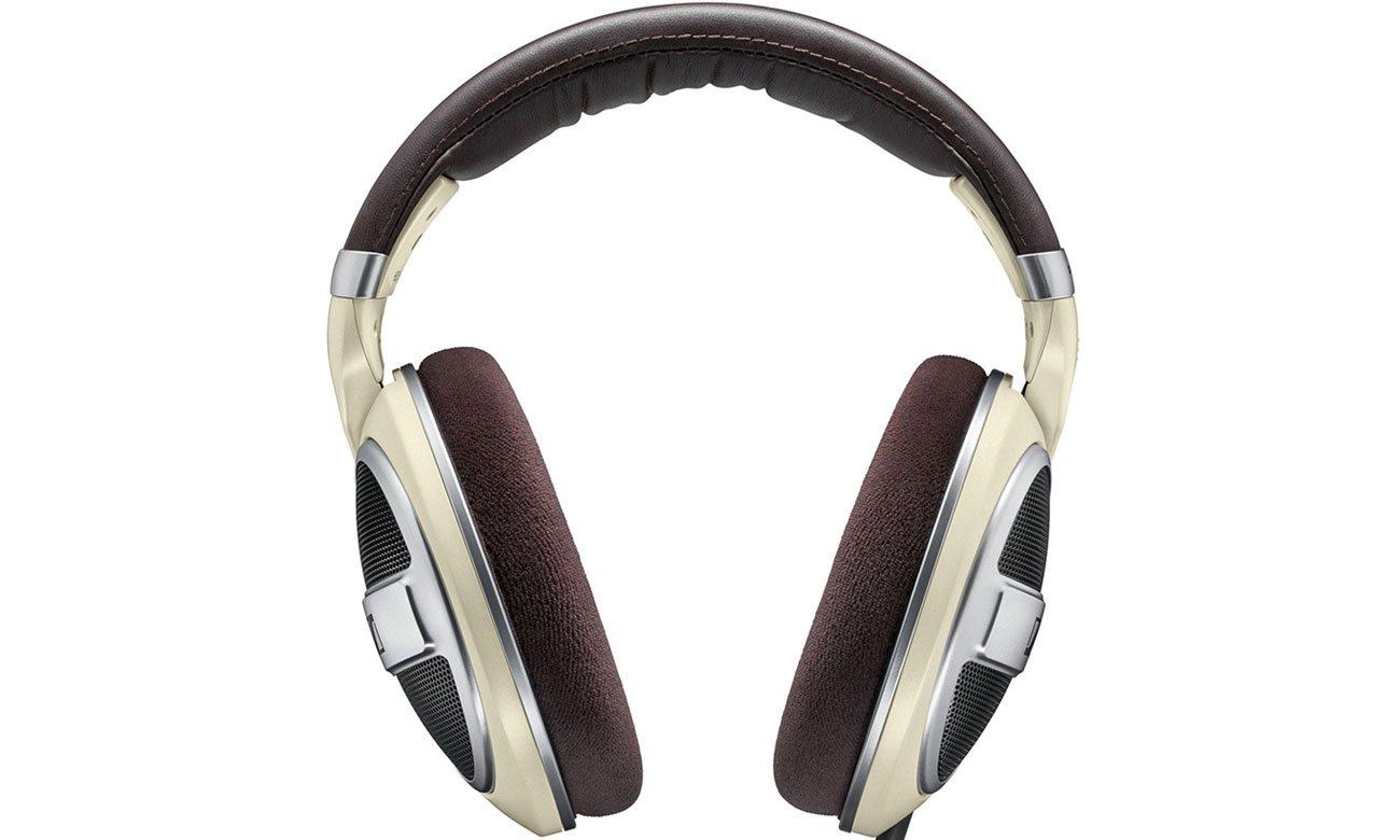 Otwarte słuchawki Sennheiser HD 599 do domowego sprzętu audio