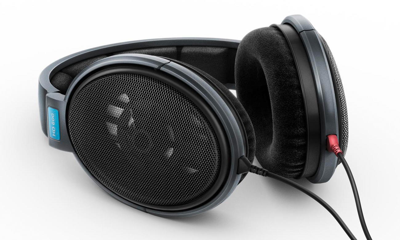 Audiofilskie słuchawki Sennheiser HD 600