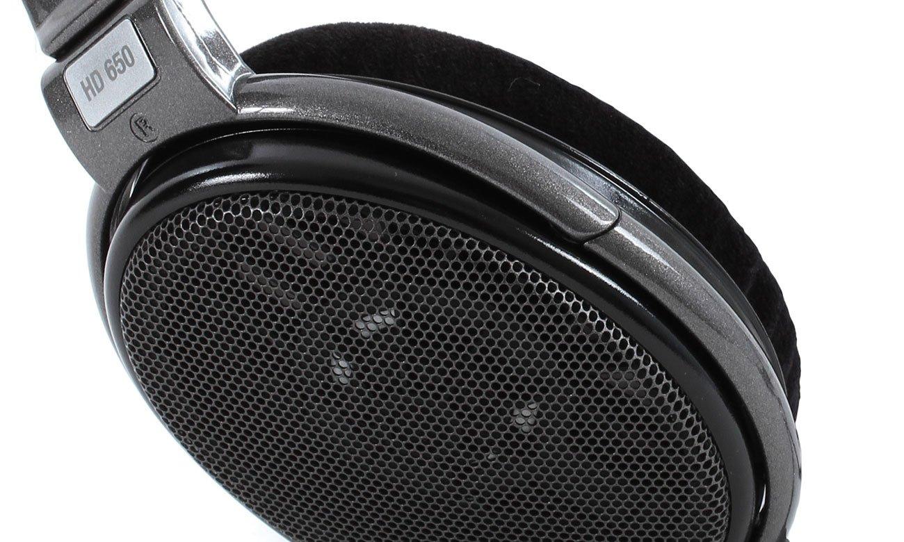 Audiofilskie słuchawki Sennheiser HD 650