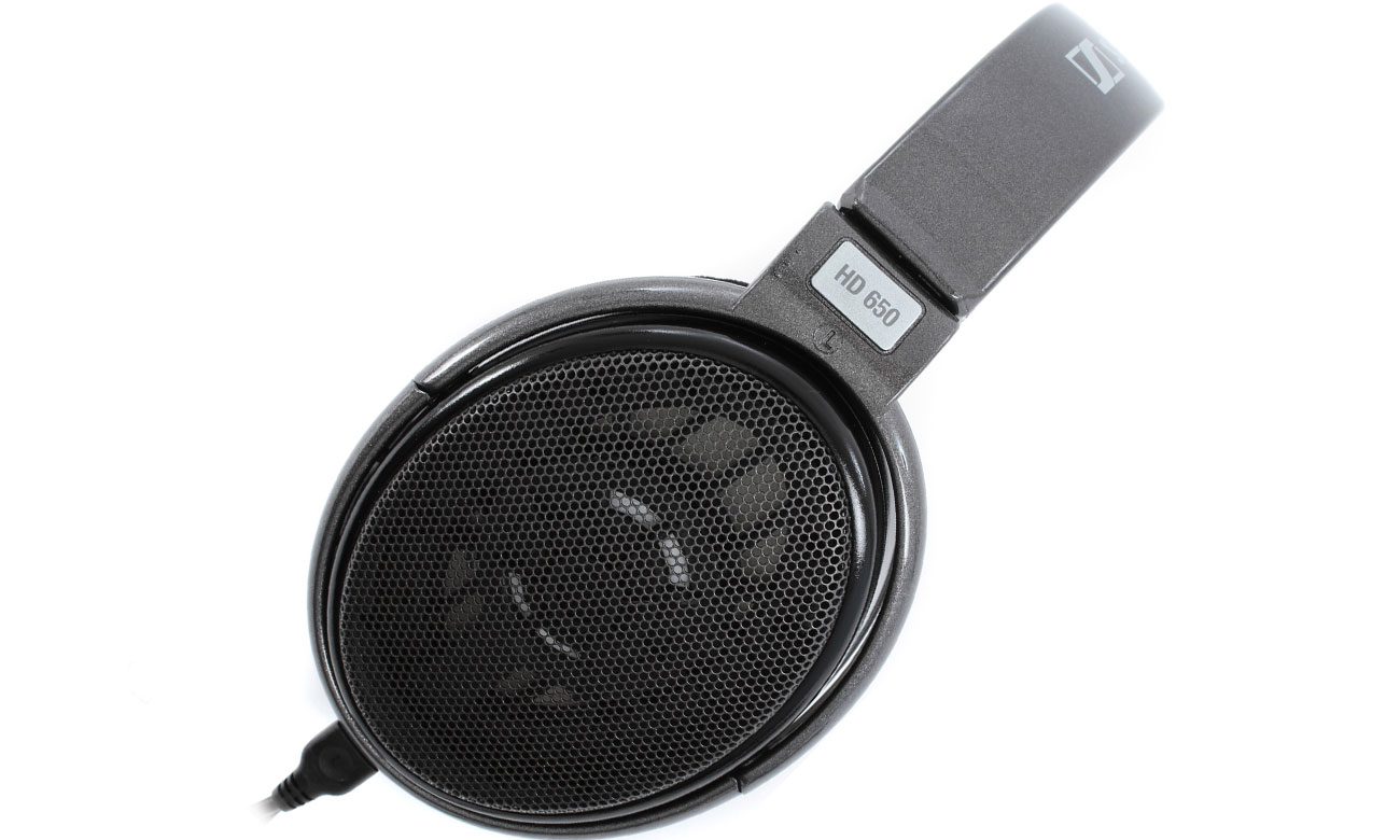 Otwarte słuchawki Sennheiser HD 650 do domowego sprzętu audio