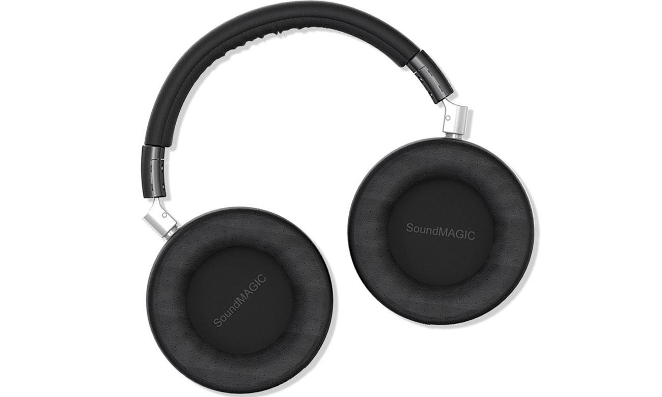 Budowa słuchawek SoundMagic HP1000