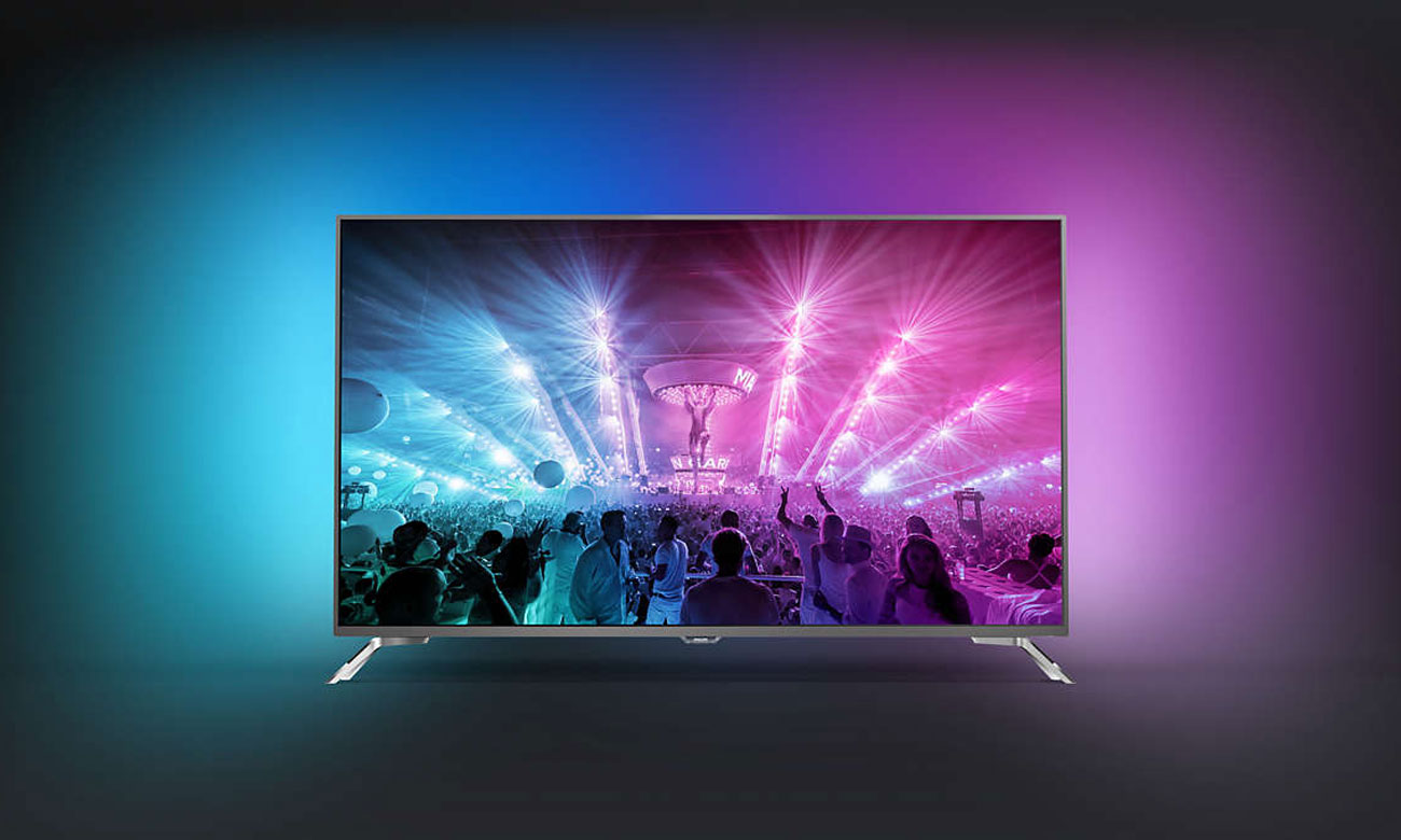 Cieniki telewizor Philips 49PUS7101