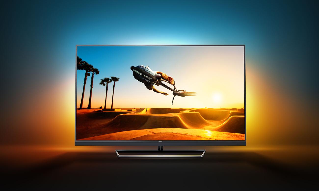 Philips 49PUS7502 rekomendowany przez Netflix