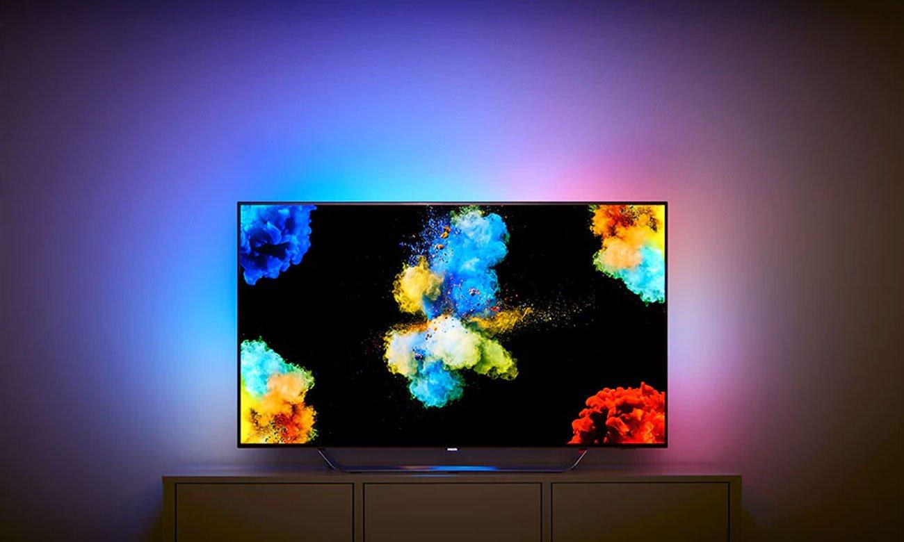 Philips 55POS9002 OLED rekomendowany przez Netflix