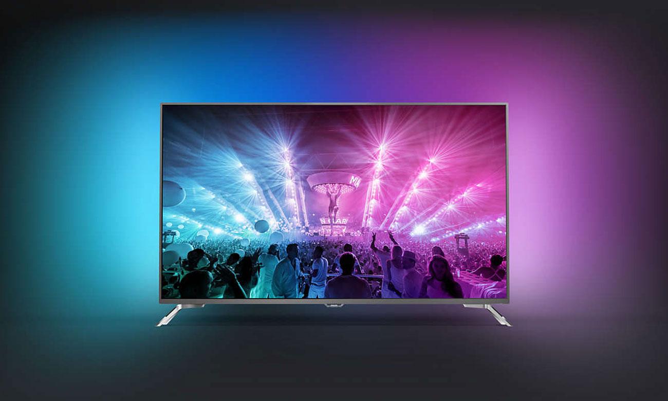 Cieniki telewizor Philips 65PUS7101