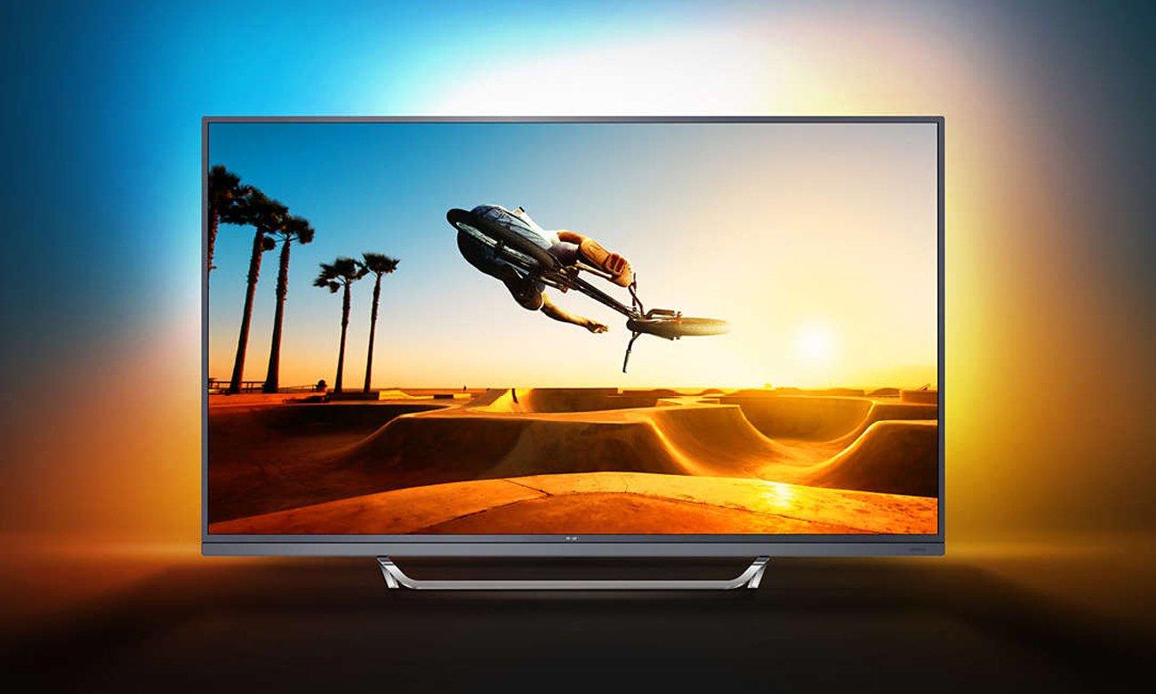 Philips 65PUS7502 rekomendowany przez Netflix