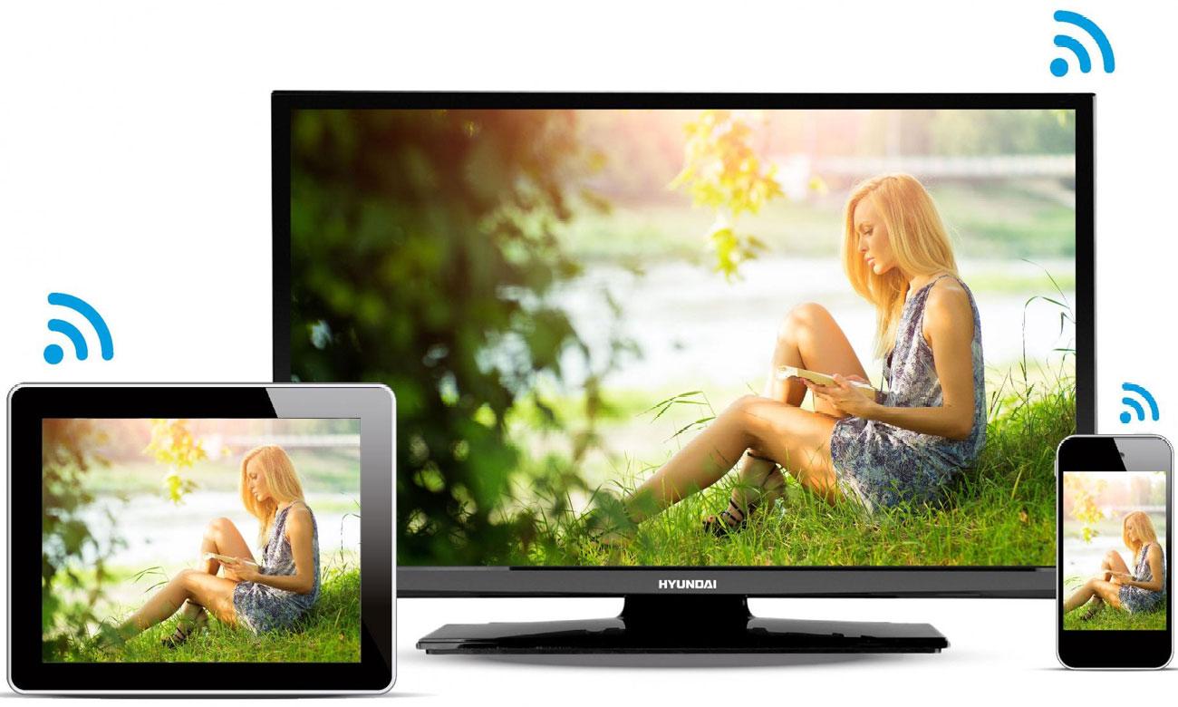 Telewizor Hyundai FLN43TS511 z Wi-Fi