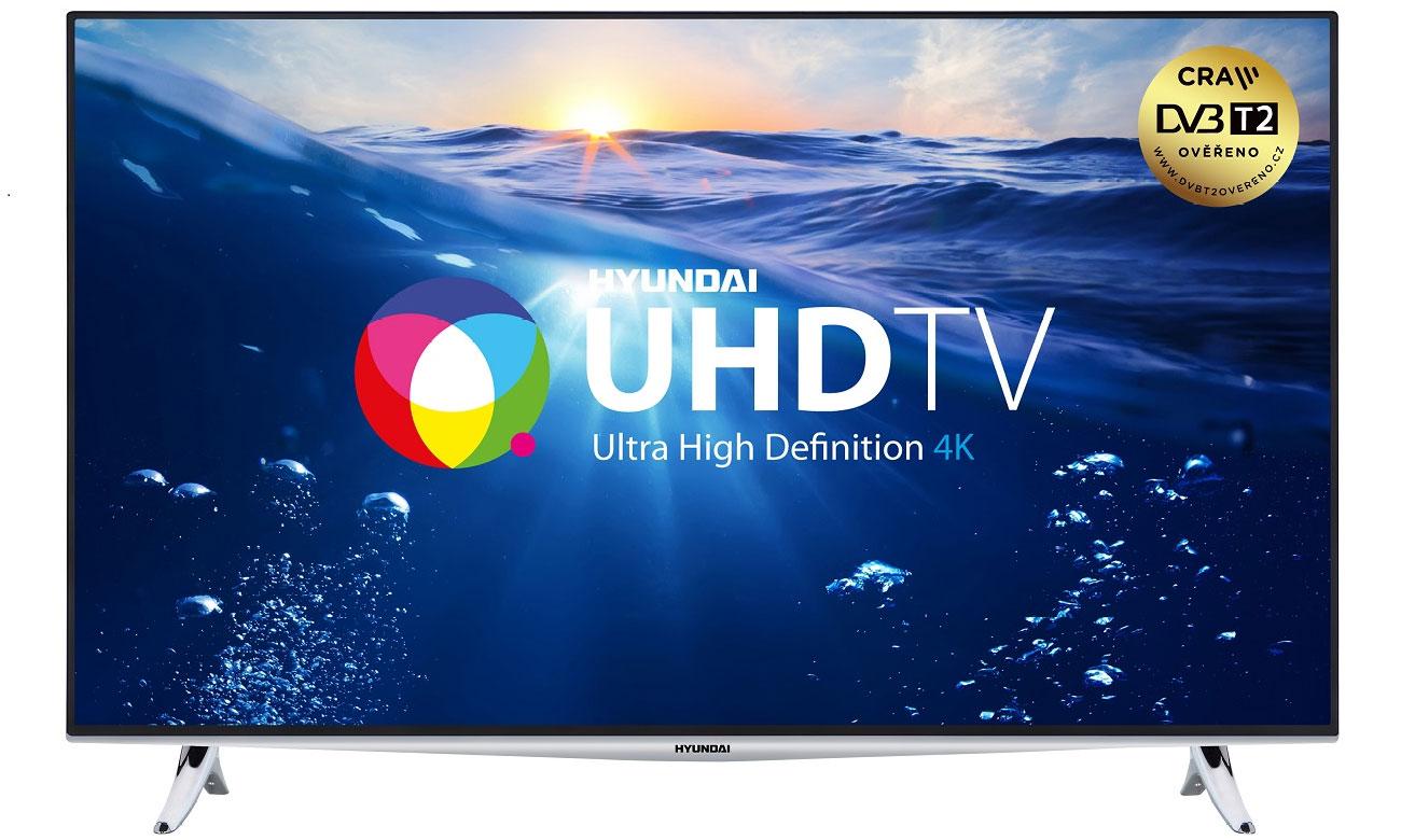 Telewizor Ultra HD Hyundai ULS65TS300