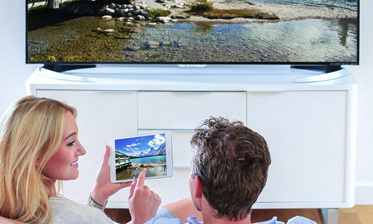 Telewizor LG 49LH570V z łącznośćią Wi-Fi