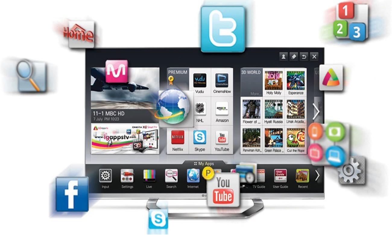 TV 49UH6207 z łączem internetowym