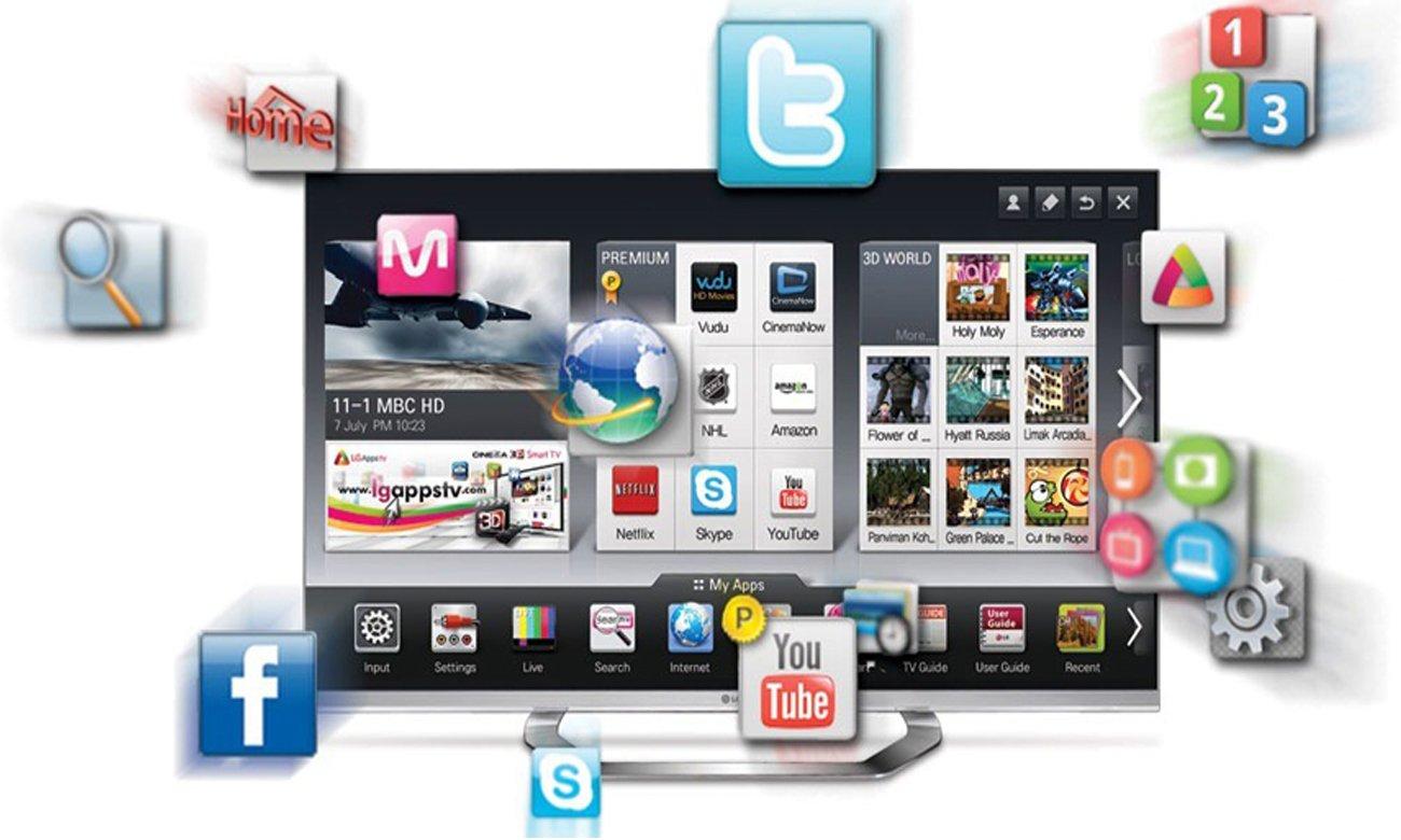 TV 55UH6257 z łączem internetowym