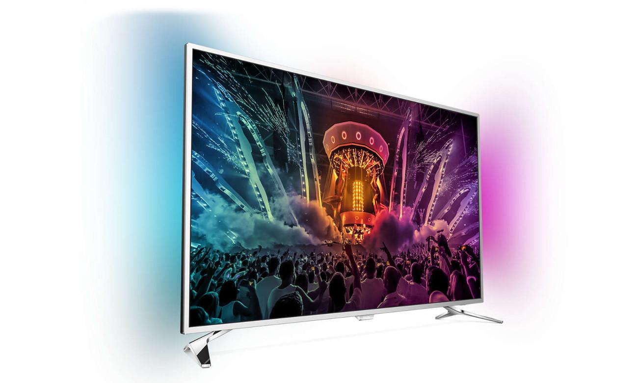 Cieniki telewizor Philips 43PUS6501