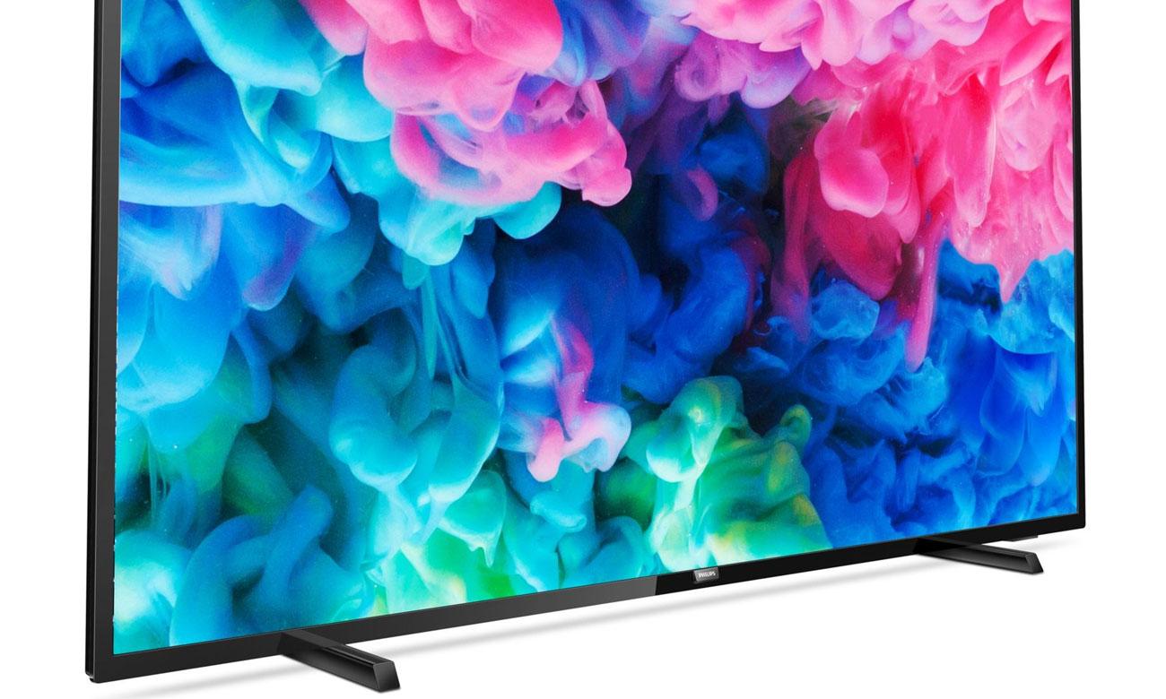 Telewizor 4K Philips 43PUS6503 z technologią poprawy obrazu