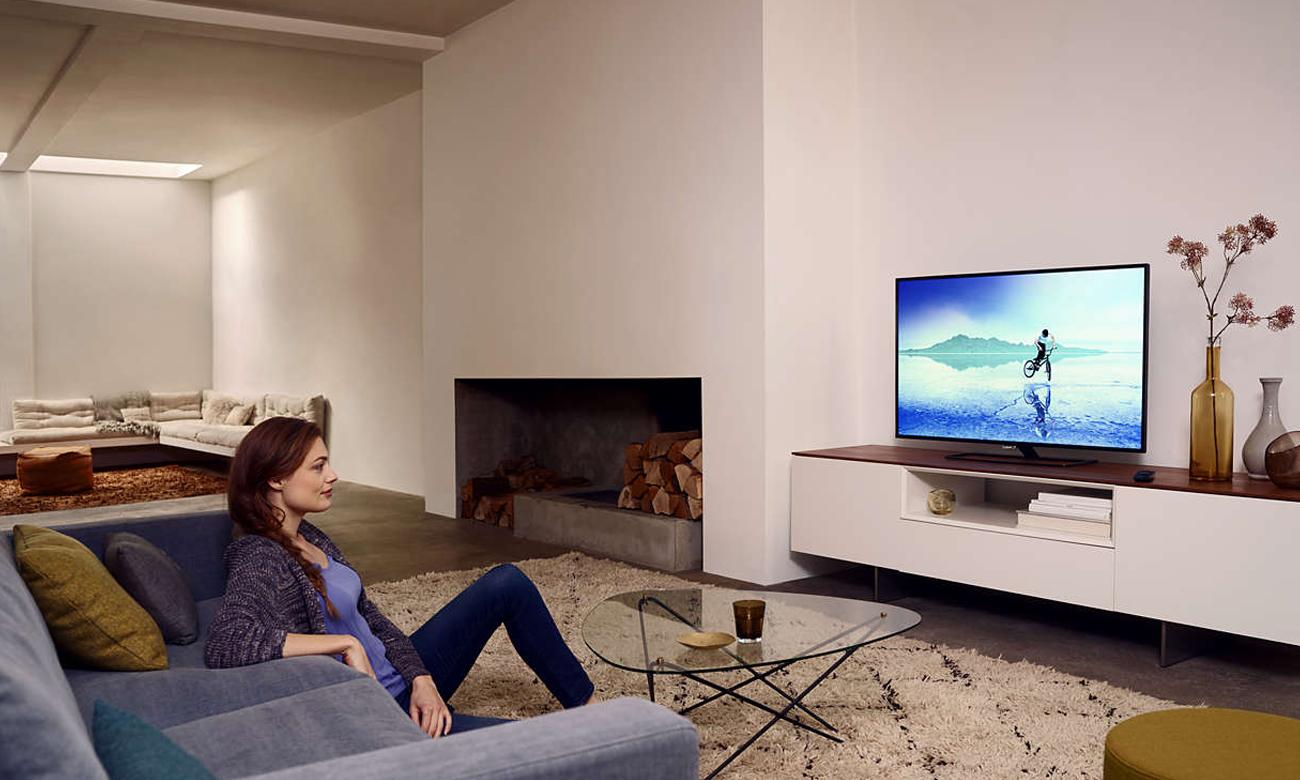 Telewizor 4K Philips 50PUS6162 z technologią poprawy obrazu