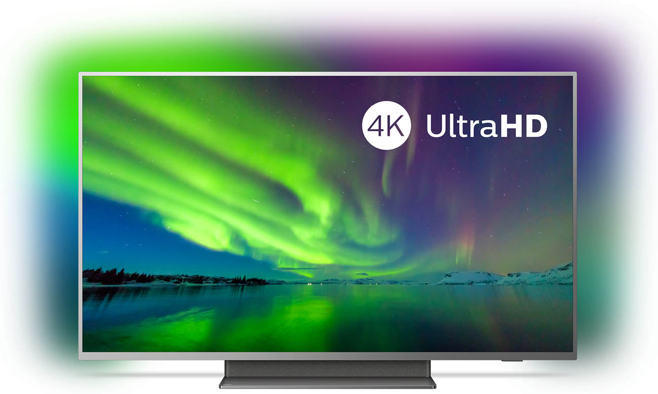 Telewizor 4K Philips 55PUS7504 Ambilight