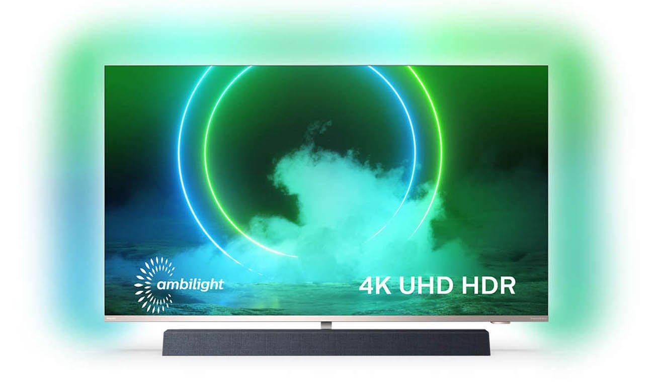 Telewizor 4K Philips 55PUS9435 Ambilight