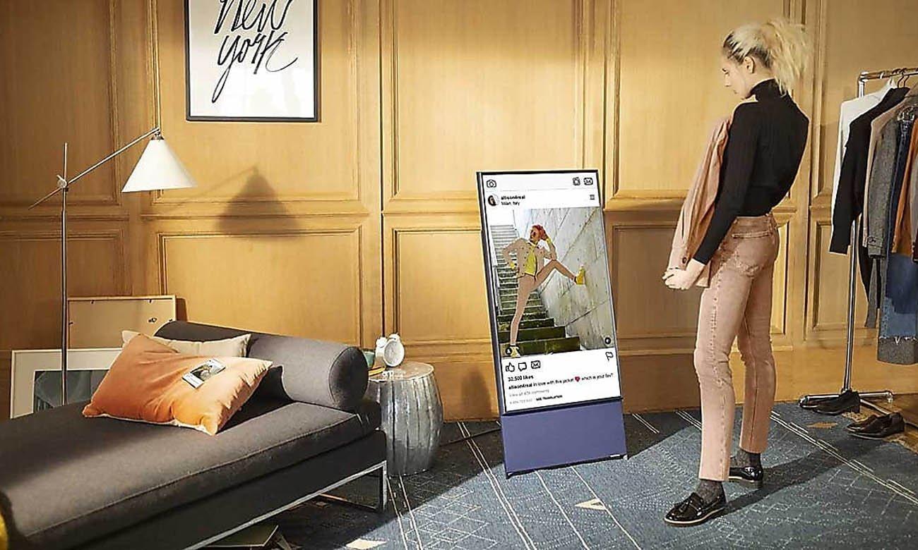 Telewizor Samsung The Sero QE43LS05T