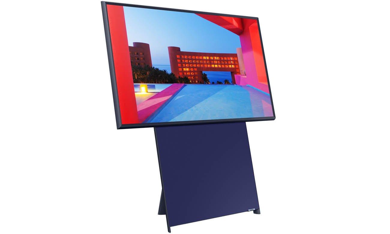Jaki telewizor 43 cali Samsung QLED QE43LS05T The Sero