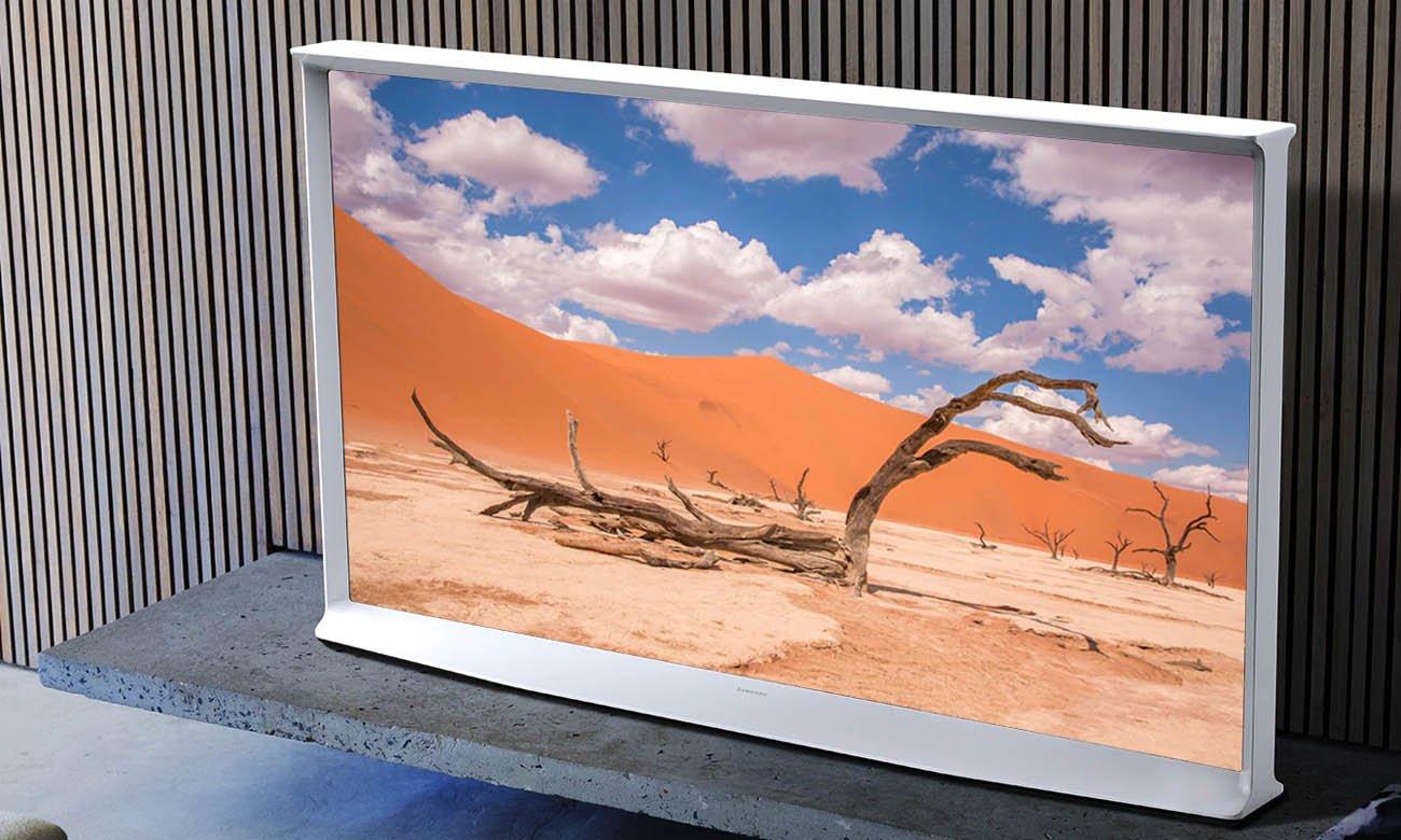 Jaki telewizor 55 cali Samsung QLED QE55LS01T