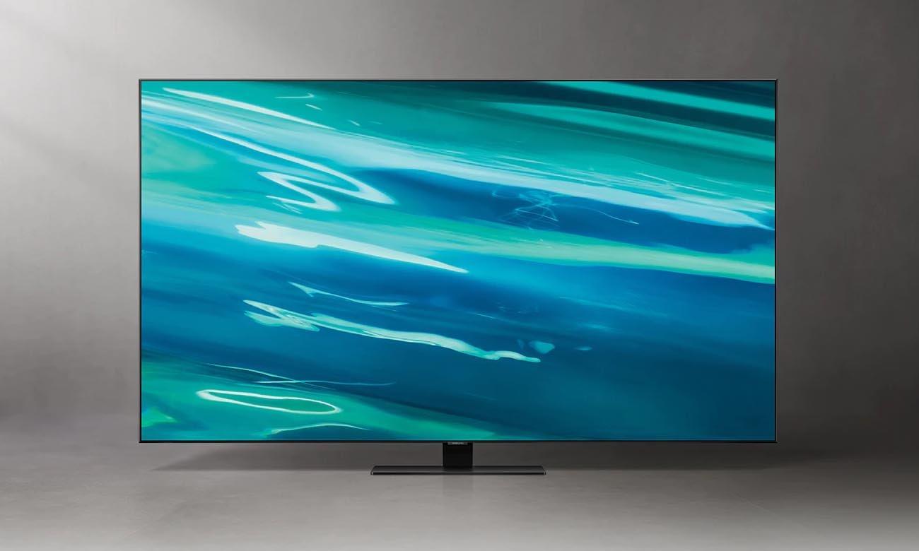 Jaki telewizor 55 cali Samsung QLED QE55Q80AA