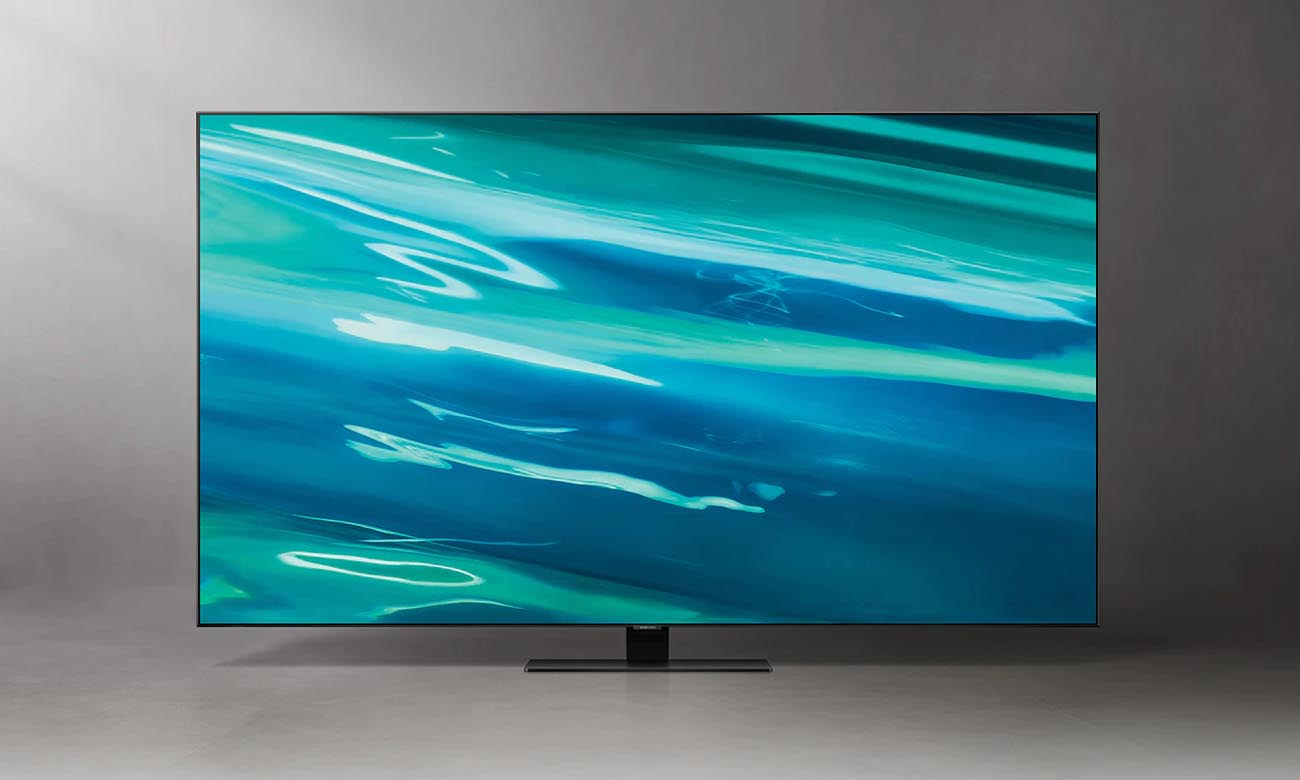 Jaki telewizor 65 cali Samsung QLED QE65Q80AA