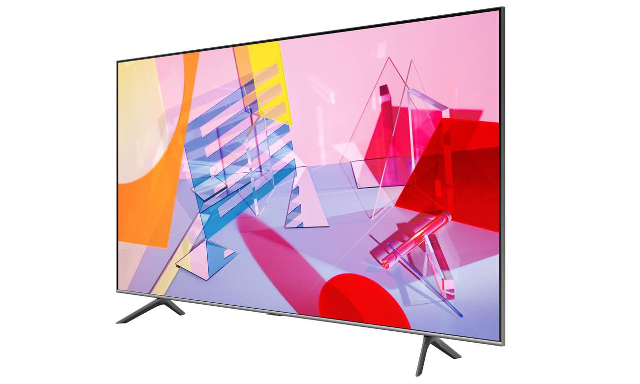 Jaki telewizor 75 cali Samsung QLED QE75Q64TA