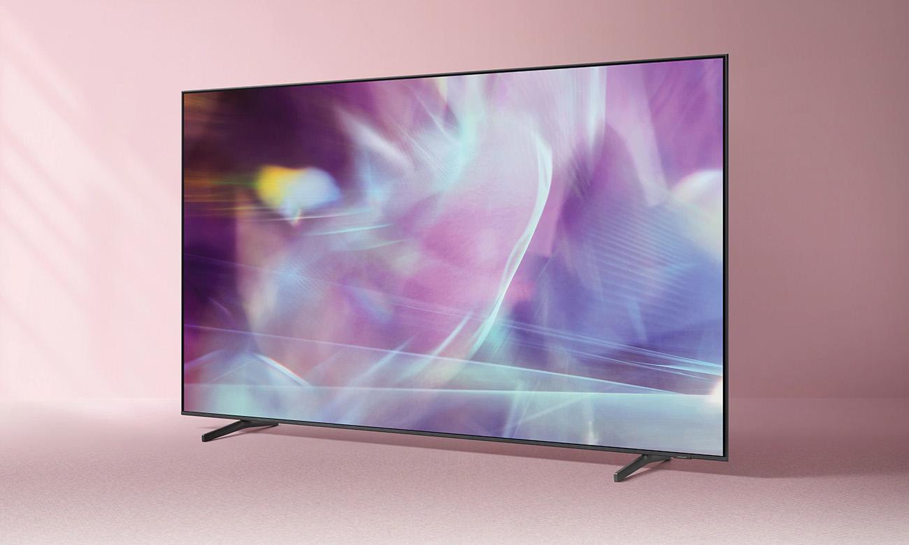 Jaki telewizor 85 cali Samsung QLED QE85Q60AA