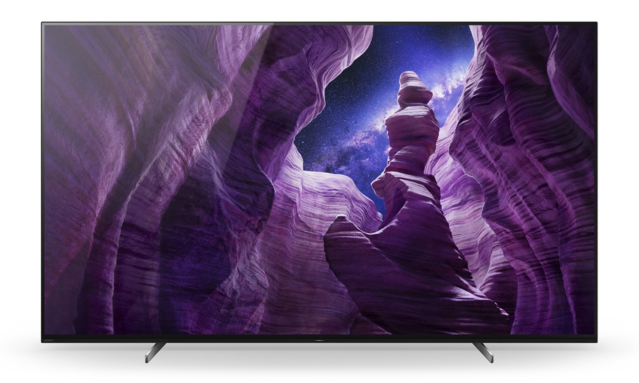 65-caloy telewizor Sony OLED KD-65A89 Ultra HD