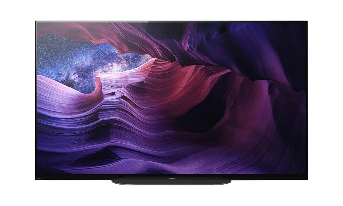48-calowy telewizor Sony OLED KE-48A9 Ultra HD
