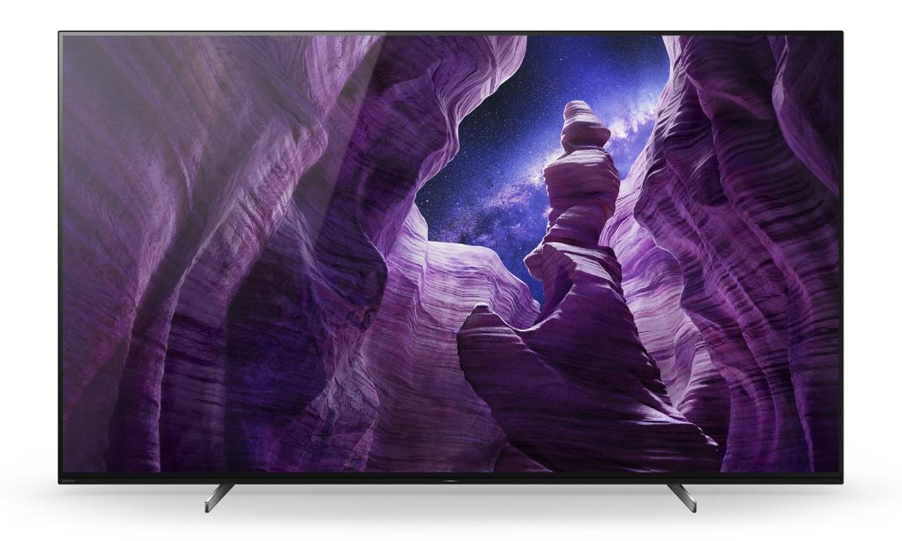 55-caloy telewizor Sony OLED KE-55A89 Ultra HD