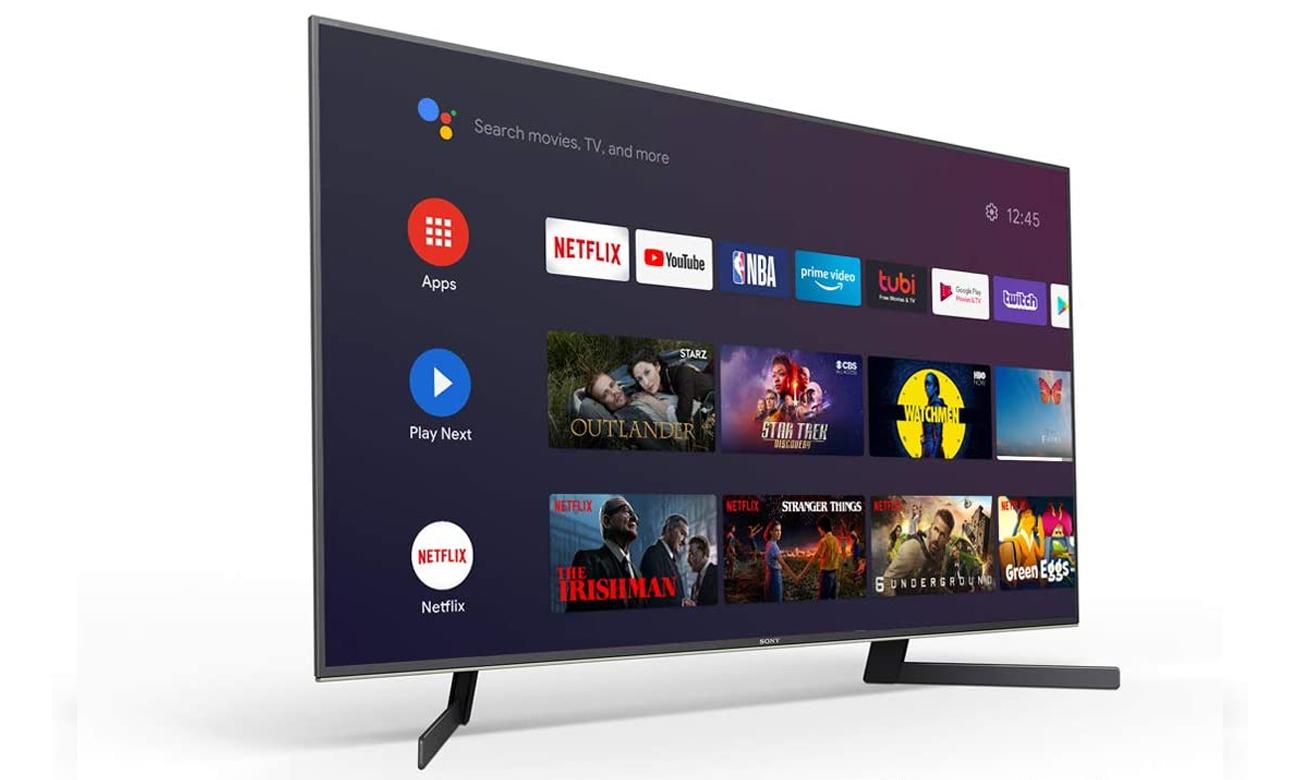 Telewizor Sony KD-49XH9505 z Android TV