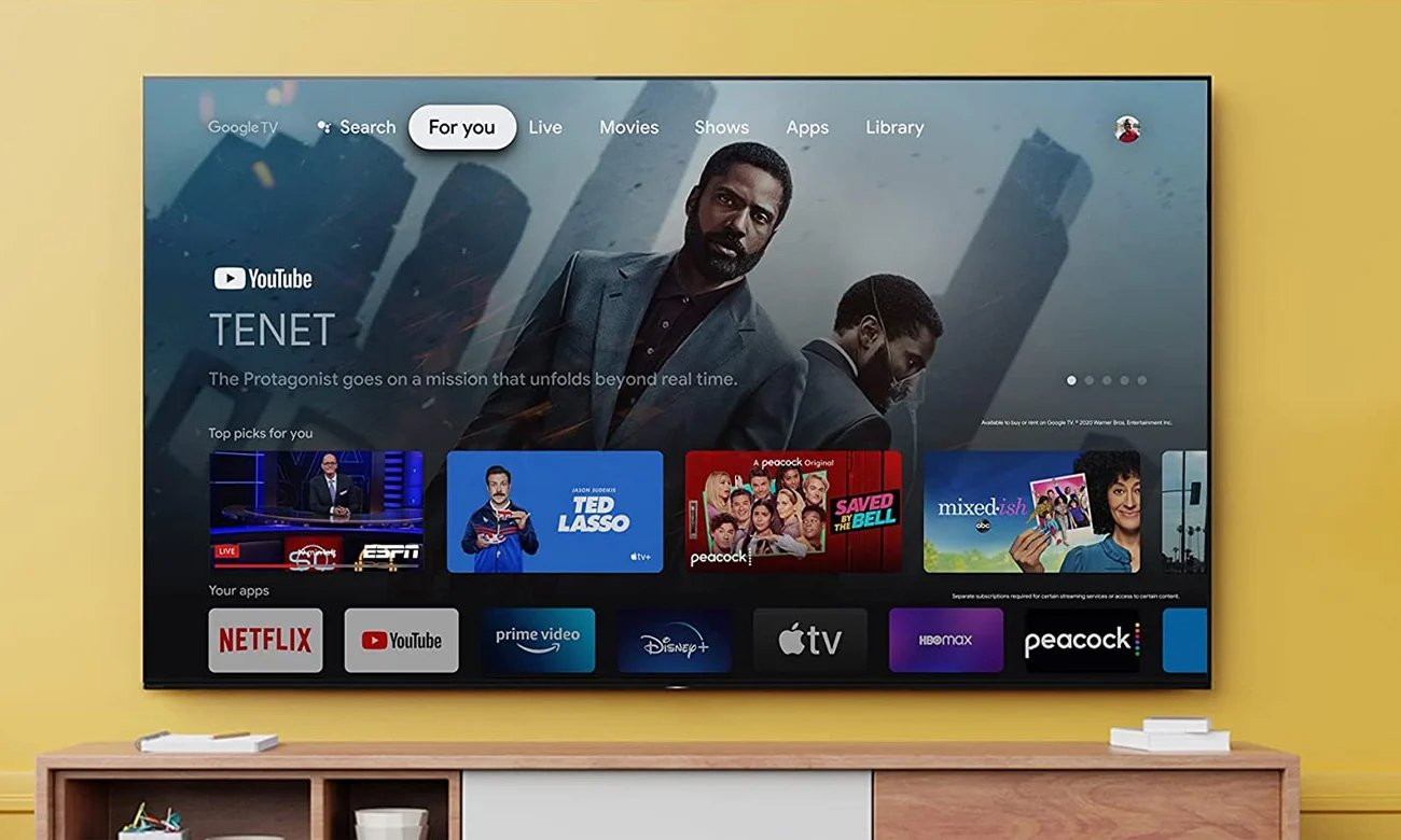 Telewizor Sony KD-50X85J z Google TV