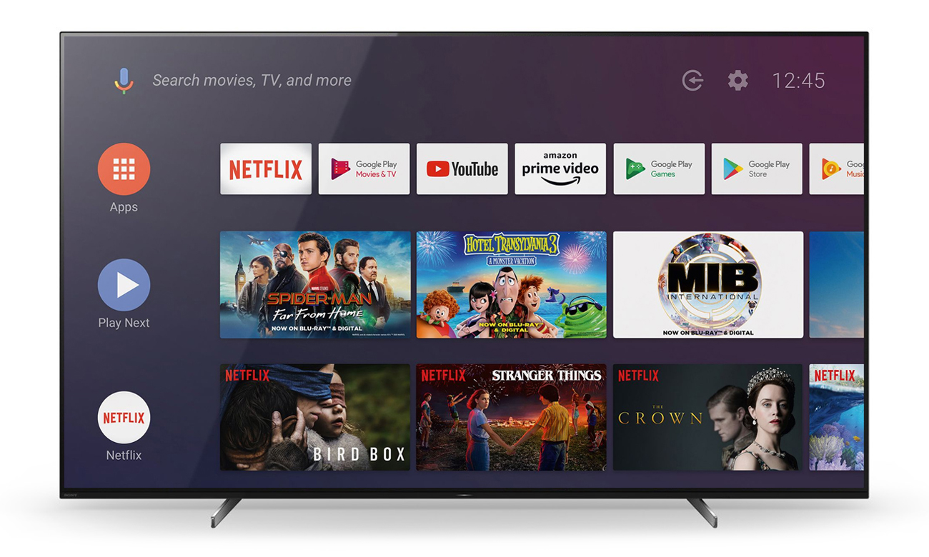 Telewizor Sony OLED KD-55A89 z Android TV