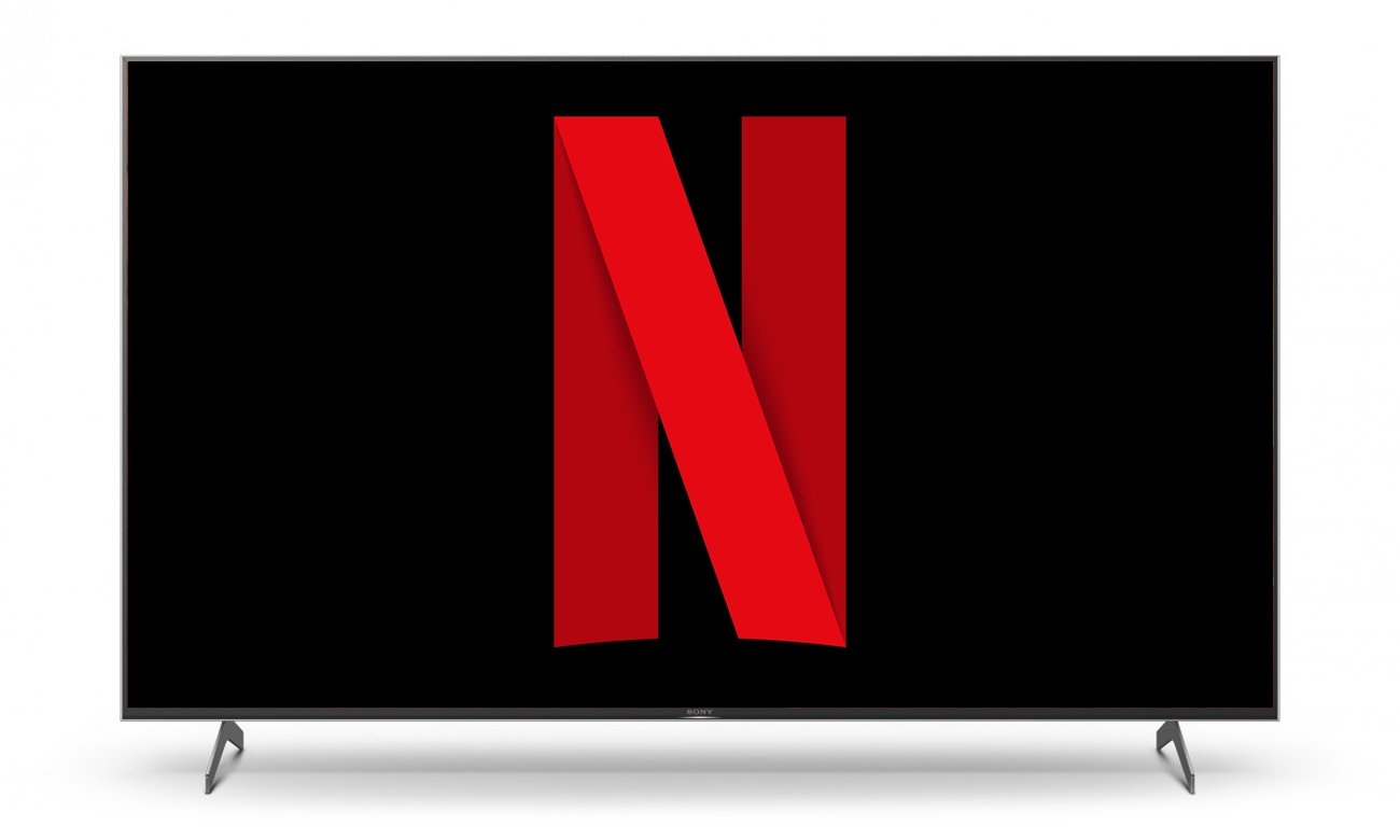 Netflix i Chromecast w telewizorze Sony KD-65XH9005