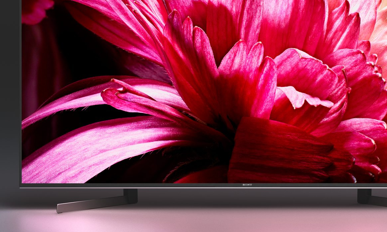 85-calowy telewizor UHD Sony KD-85XG9505